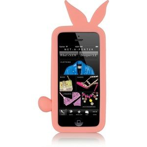 Marc by Marc Jacobs Bunny silicone iPhone case